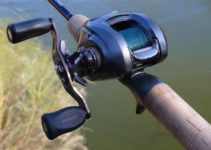 carrete de pesca