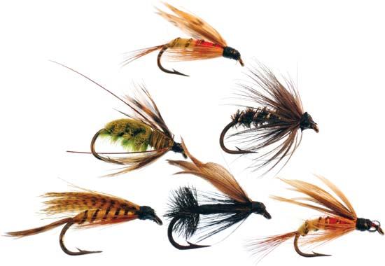 moscas pescar
