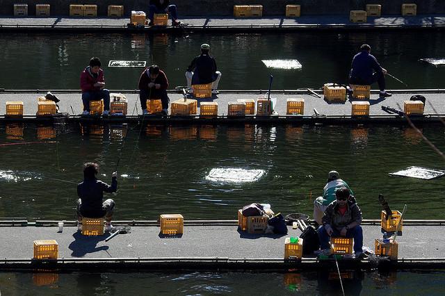 pesaca en japon