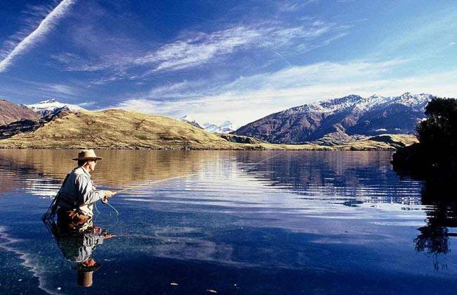 pesca con mosca. blog de pesca