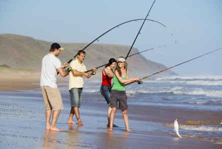 pesca en australia