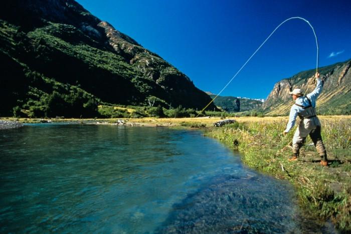 pesca en chile