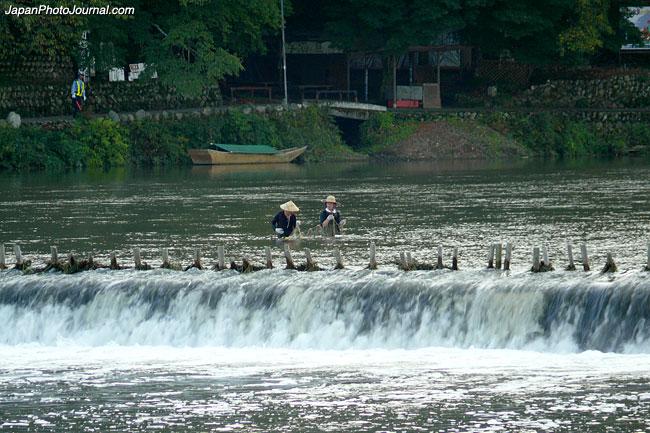 pesca en japon