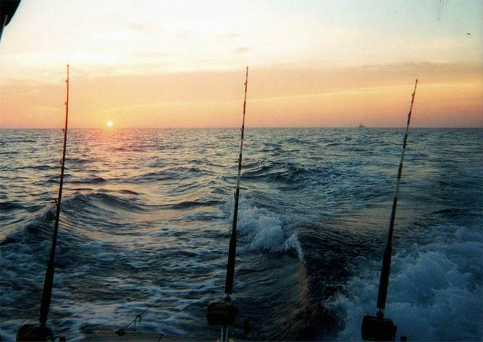 pesca mar