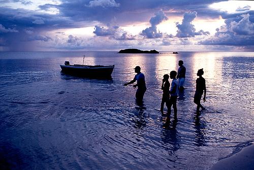 pescar en colombia