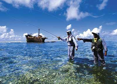 pescar en madagascar