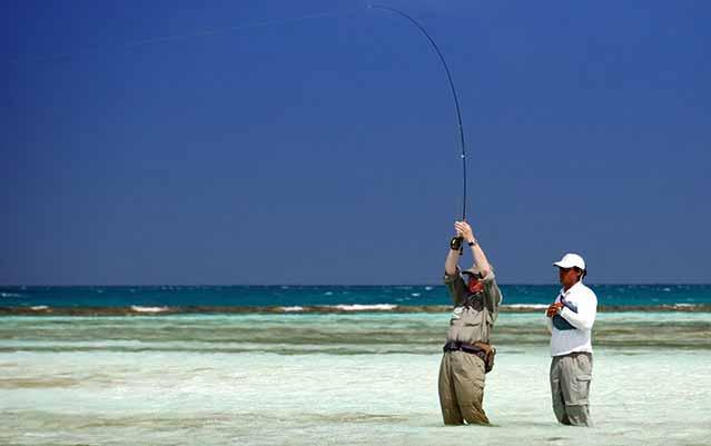 pescar en venezuela