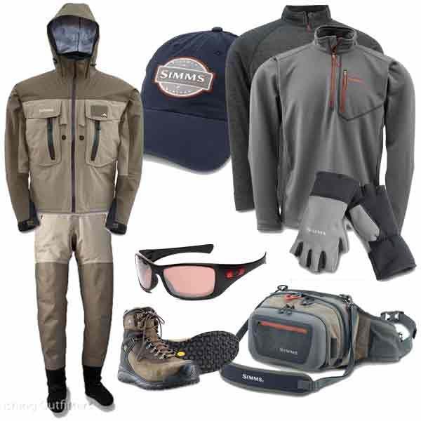 ropa de pesca