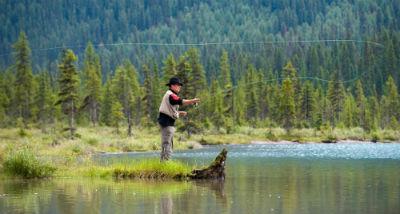 los mejores lugares para la pesca